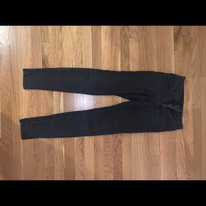 Joe's Black Skinny Jeans